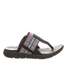 BEARPAW® Dakota Geometric Thong Sandal