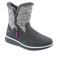 BEARPAW® Katy Suede Quilted Boot with NeverWet™