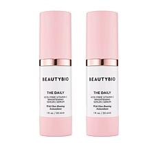 BeautyBio 2-pack The Daily Intensive Vitamin Cocktail Serum