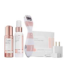 BeautyBio GloPRO Tool & The Radiance Rosehip Seed Oil