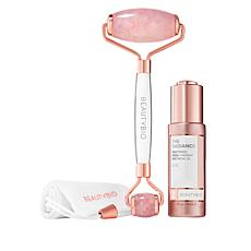 BeautyBio Rose Quartz Radiance Set