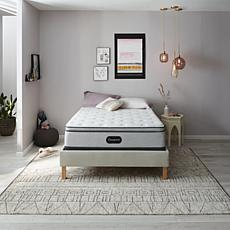 Beautyrest Plush Pillowtop Twin Mattress Set