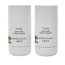 Beekman 1802 2-pack Goat Milk Stick of Butter Auto-Ship®