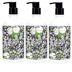 Beekman 1802 Arcadia Goat Milk Hand and Body Wash Trio Auto-Ship®
