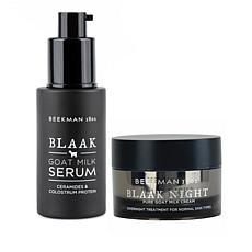 Beekman 1802 Blaak Goat Milk Serum and Night Cream Duo Auto-Ship®