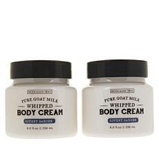 Beekman 1802 Covent Garden Whipped Body Cream Duo