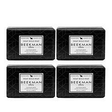 Beekman 1802 Davesforth Goat Milk Bar Soap 4-piece Set