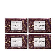 Beekman 1802 Fig Leaf Goat Milk Bar Soap 4-piece Set Auto-Ship®