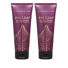 Beekman 1802 Fig Leaf Goat Milk Hand Cream Duo Auto-Ship®