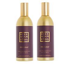Beekman 1802 Fig Leaf Home Fragrance Mist Duo