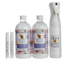 Beekman 1802 Happy Place Lavender Fabric Freshener Concentrate Kit