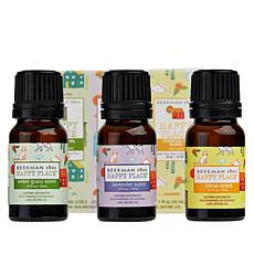 Beekman 1802 Happy Place Variety 3-pack of 10ml Essential Oils
