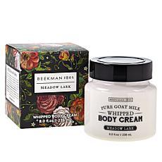 Beekman 1802 Meadow Lark Goat Milk Body Cream