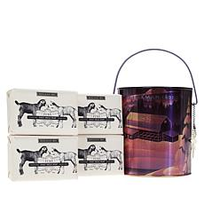 Beekman 1802 Pure Goat Milk 4-piece Soap Pail