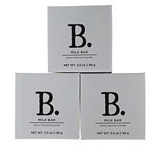 Beekman 1802 Triple Milk Facial Cleansing Bar Trio Auto-Ship®