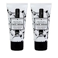 Beekman 1802 Vanilla Absolute Goat Milk Face Wash Duo