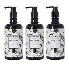 Beekman 1802 Vanilla Absolute Goat Milk Hand & Body Wash 3-pack