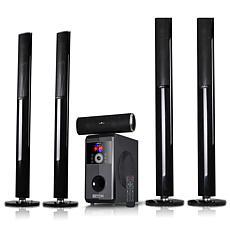 beFree Sound 5.1-Ch. 100W+18W Bluetooth Speaker System