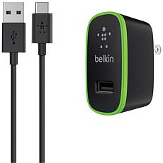 Belkin 6' USB-C to USB-A Cable with Universal Home Charger