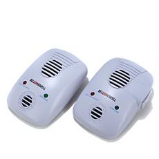 Bell + Howell 2-pack Electromagnetic Ultrasonic Pest Repellers