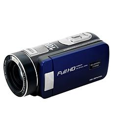 """Bell + Howell 24MP 1080p FHD Camcorder w/3"""" LCD & 10x Optical Zoom"""