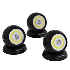 Bell + Howell 3-pack Motion-Activated 200-Lumen Lights