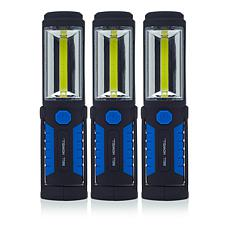 Bell + Howell Torchlite Plus Elite 3-pack LED Flashlights