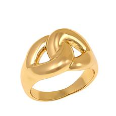 Bellezza Bronze Curb-Link Ring