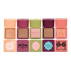 Benefit Cosmetics Cheek Party Mini Blush and Bronzer Set