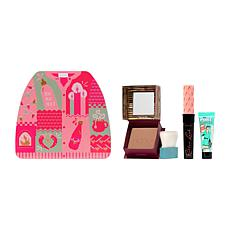 Benefit Cosmetics Hot For The Holidays Makeup Value Set
