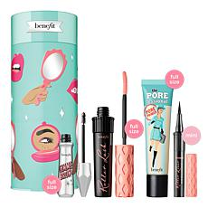 Benefit Cosmetics Party Curl Eyes, Brows and Face Holiday Set