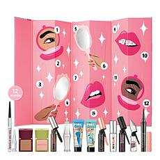 Benefit Cosmetics Shake Your Beauty Holiday Advent Calendar Makeup Set