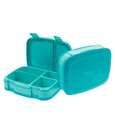 Bentgo Fresh 2-pack Leak-Proof 4-Compartment Lunch Boxes