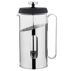 BergHOFF Essentials 1 qt. Stainless Steel Coffee and Tea French Press