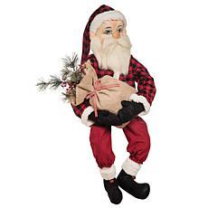 Berkeley Santa Figurine