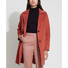 Bernardo Mid-Length Double Face Coat