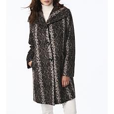 Bernardo Snake Coat