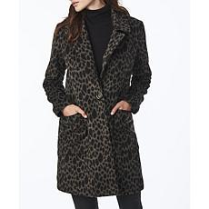 Bernardo Wildcat Coat