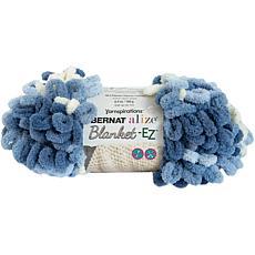 Bernat Alize Blanket-EZ Yarn - Denim Blues