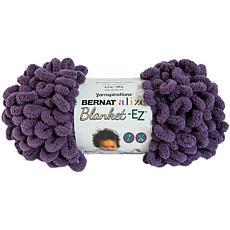 Bernat Alize Blanket-EZ Yarn - Mauve