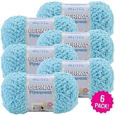 Bernat Pipsqueak Yarn 6-pack - Blue Ice