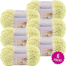 Bernat Pipsqueak Yarn 6-pack - Lime