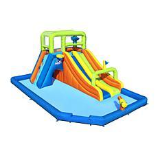 "Bestway H2OGO! 104"" Wild Tide Kids Inflatable Water Park"