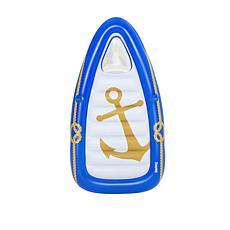 """Bestway H2OGO! 6'3"""" Nautical Paradise Boat Pool Float"""