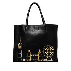 Betsey Johnson Bets in the City NYC Tote