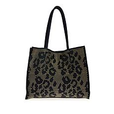 Betsey Johnson Studly Super Large Tote
