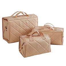 Better Beauty Case Quilted 3-piece Set