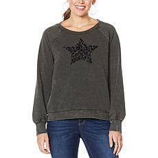 Billy T Animal Power Embroidered Sweatshirt
