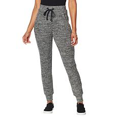 Billy T Highway Gray Stretch Knit Daily Jogger
