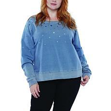 Billy T Plus Stardust Sweatshirt